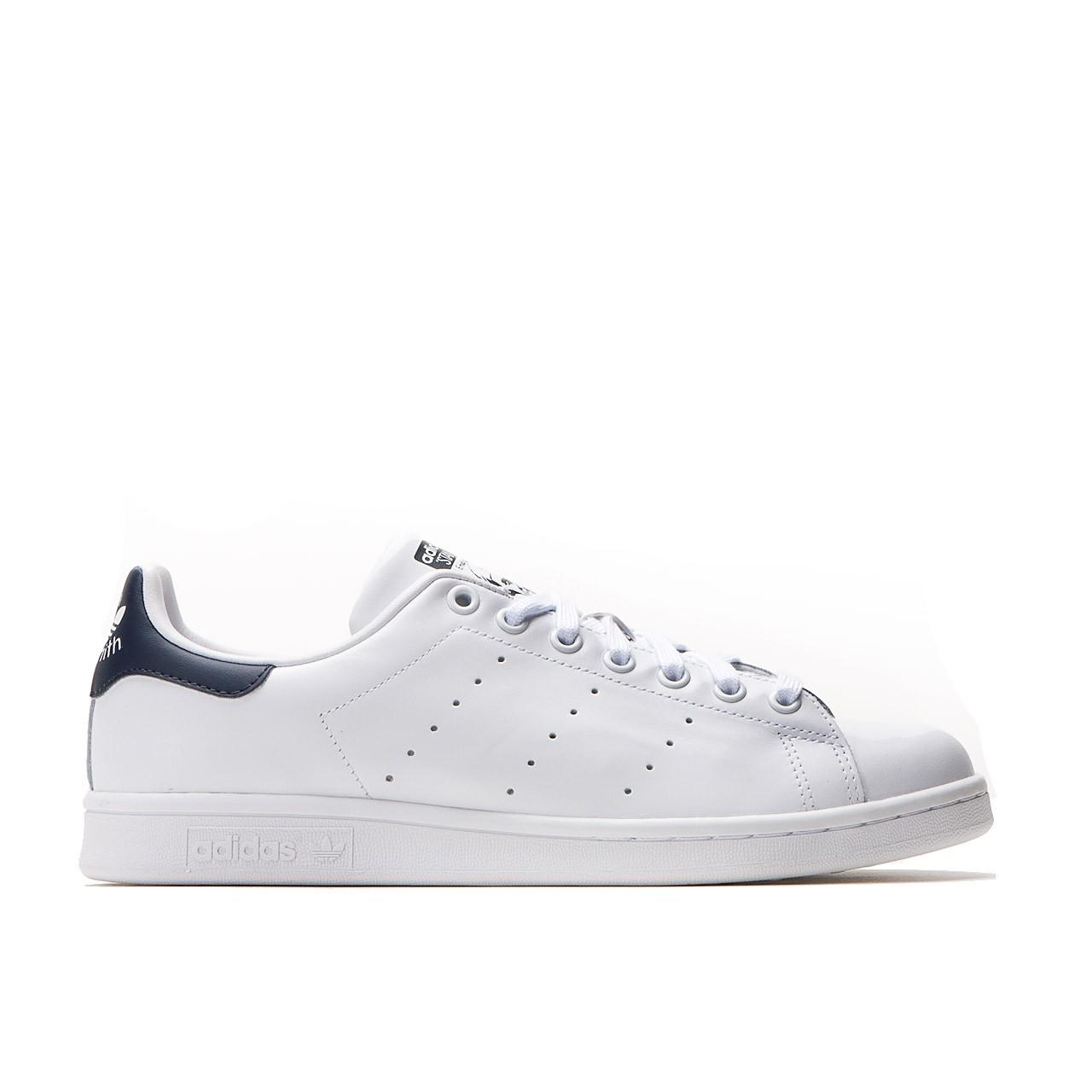 lowest price 55acf 3de9a adidas stan smith new navy